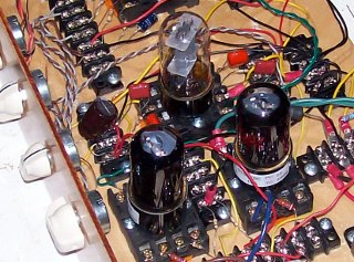 This Amp on a board needs no soldering to assemble.